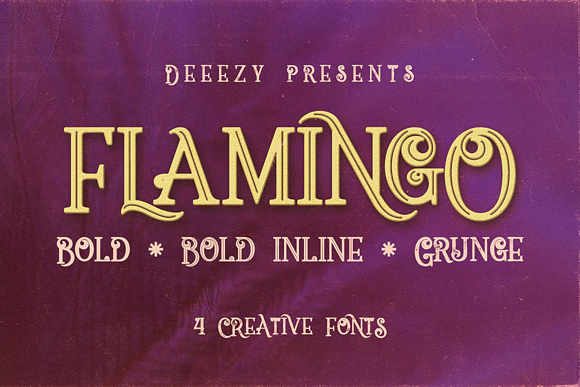 Cool Vintage Fonts example image 14