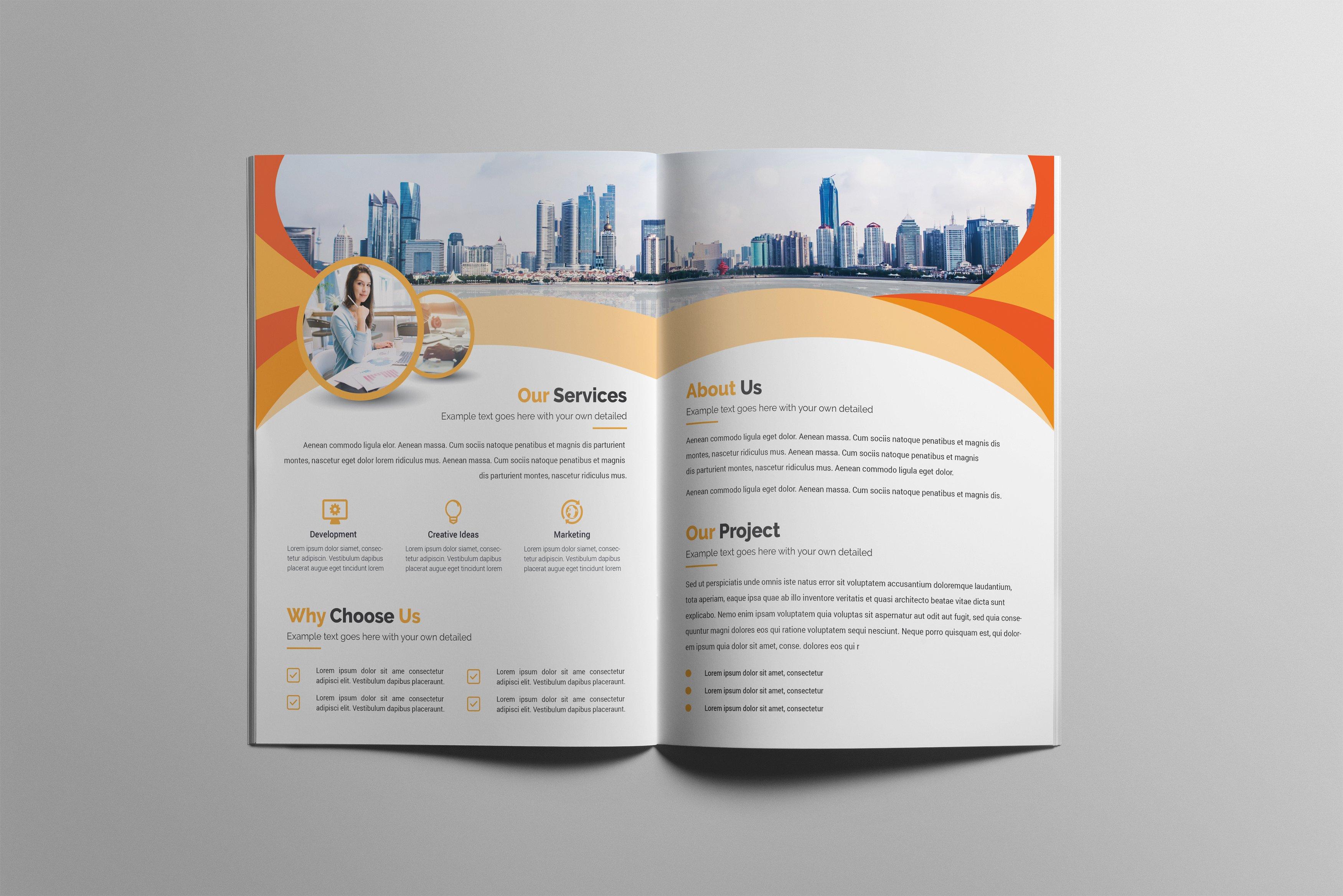 Bifold Brochure example image 4