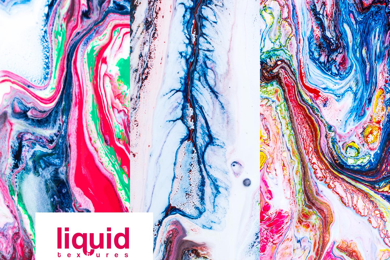 Textures liquid watercolor acrylic marble example image 6