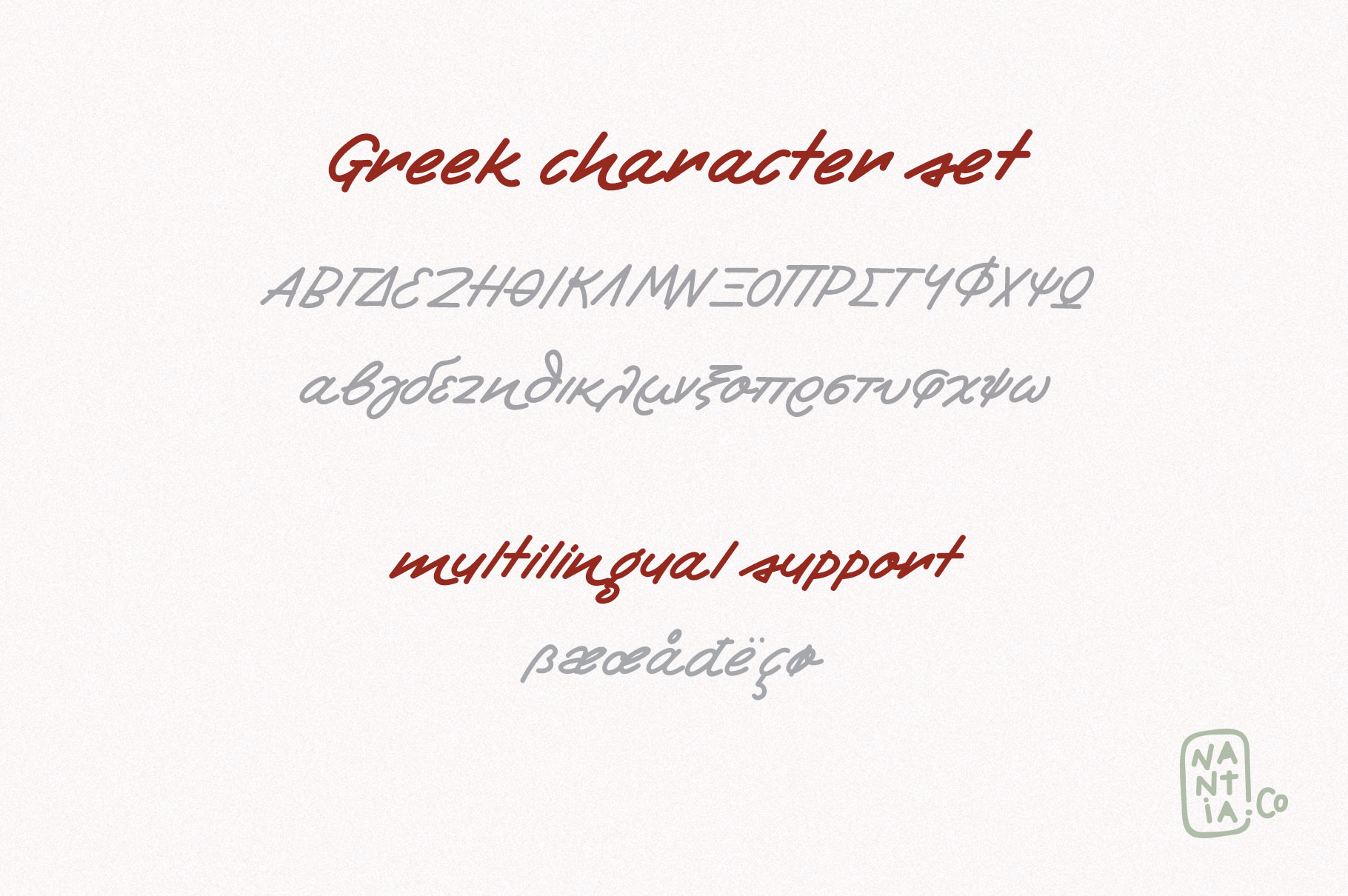 Retro Handwritten Font Fontryl example image 5