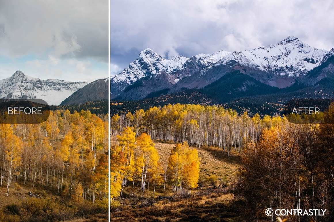 Autumn & Harvest Lightroom Presets Vol.2 example image 2