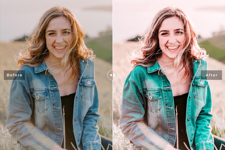 Blush Mobile & Desktop Lightroom Presets example image 3