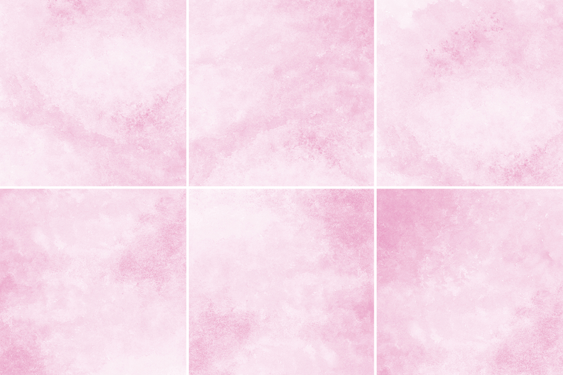 Pink Watercolor Texture Backgrounds example image 3