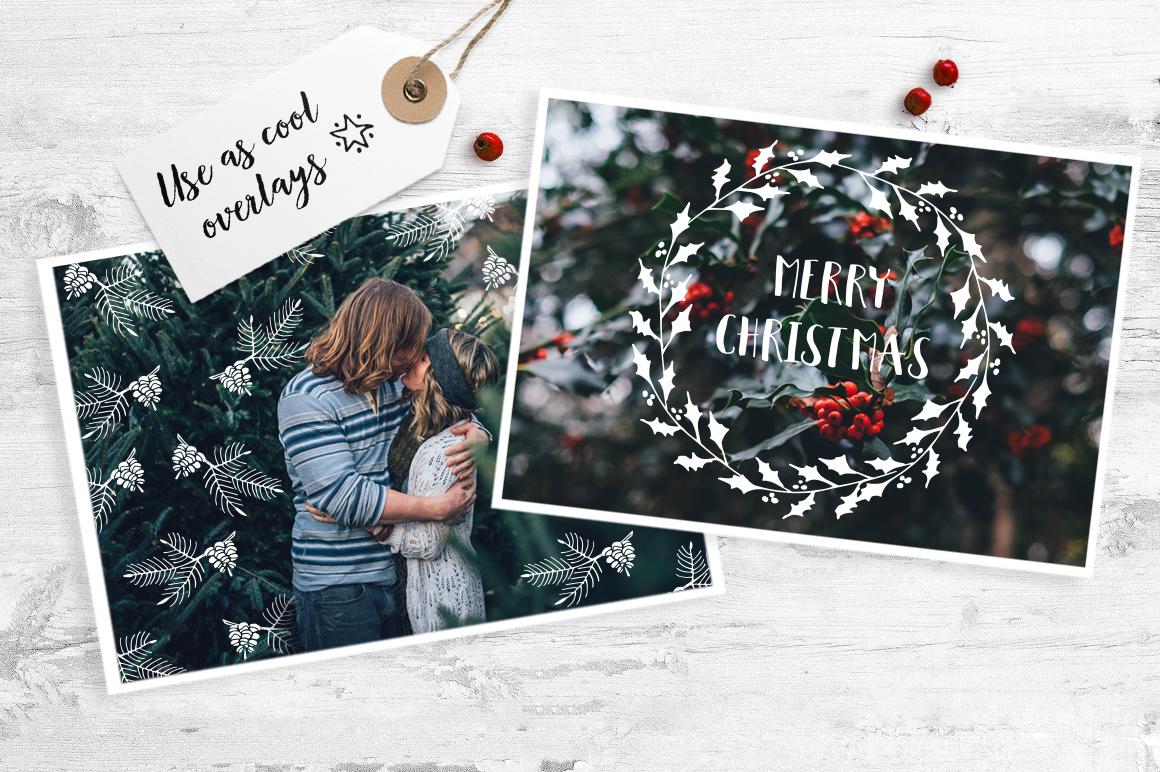 White Christmas set example image 7
