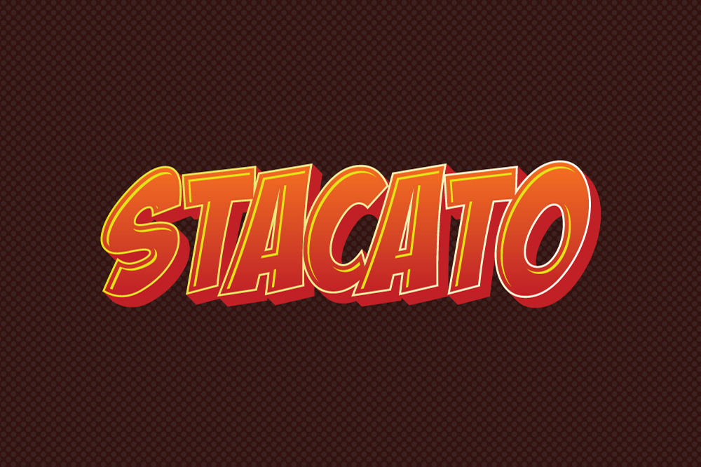 Game Title Graphic Style for Adobe Illustrator example image 3