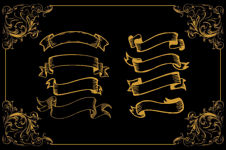 Badoet | Victorian Logo Fonts example image 6