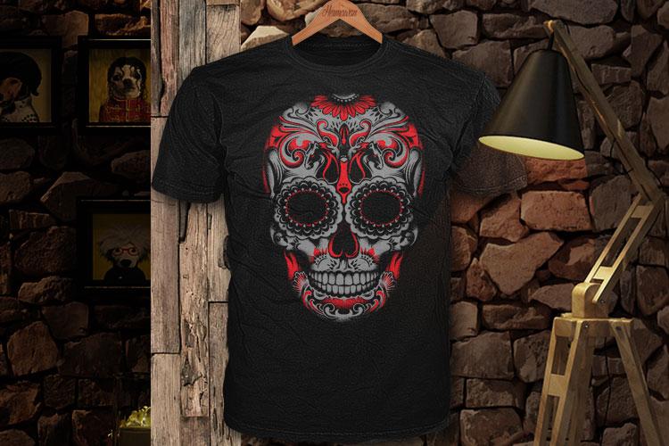 Sugar Skull example image 2