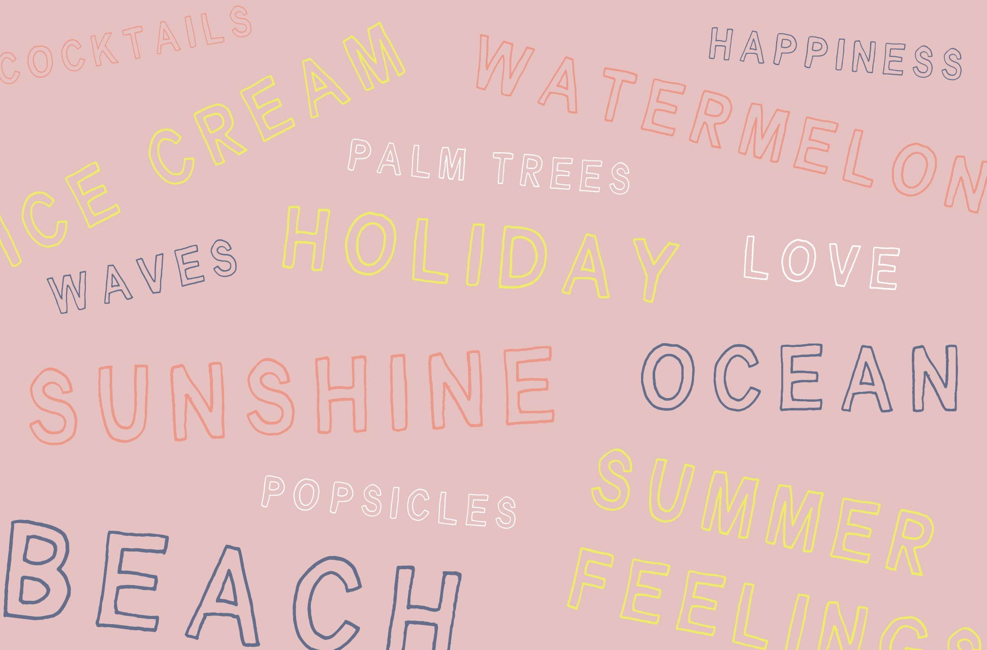 Little Dreamer Font Duo example image 3