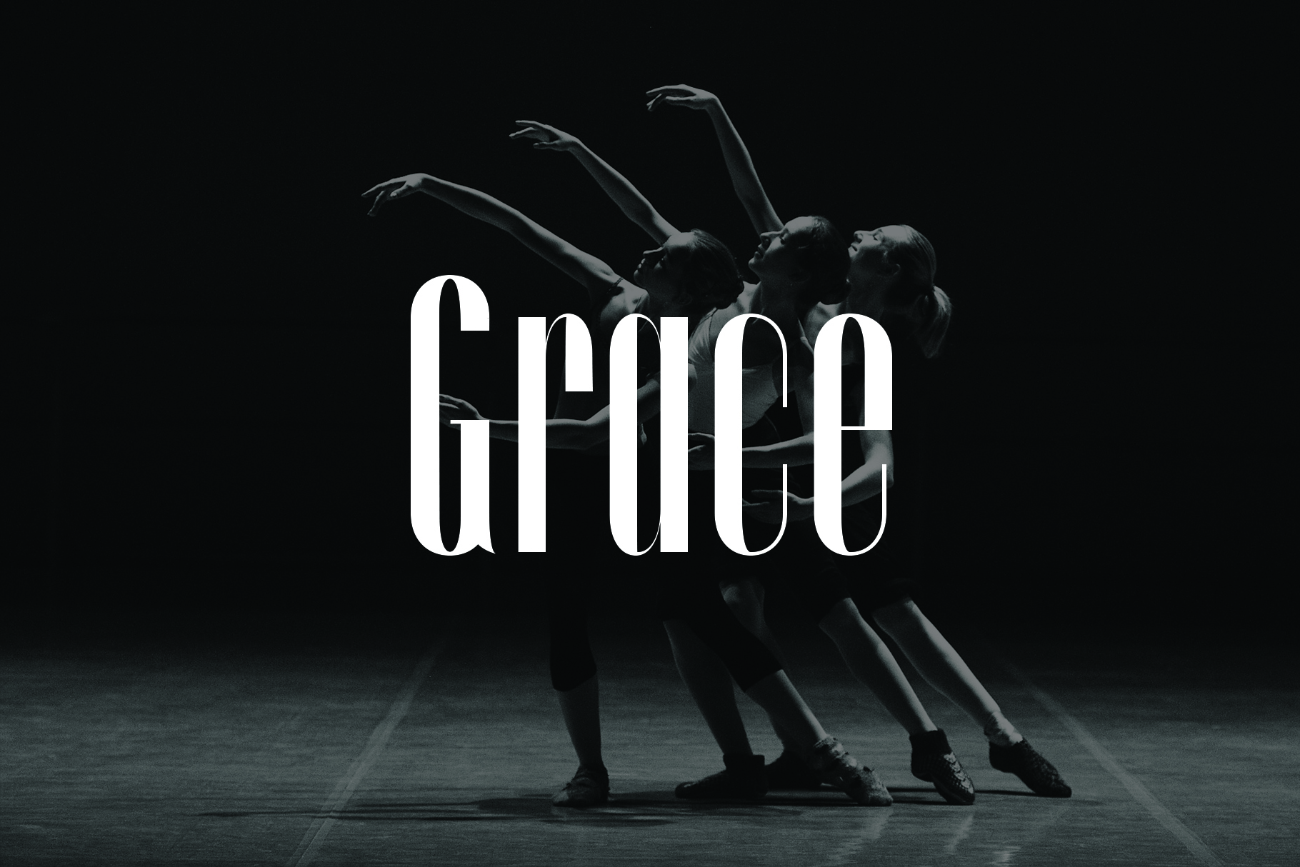 GRACE, A Sophisticated Typeface example image 4