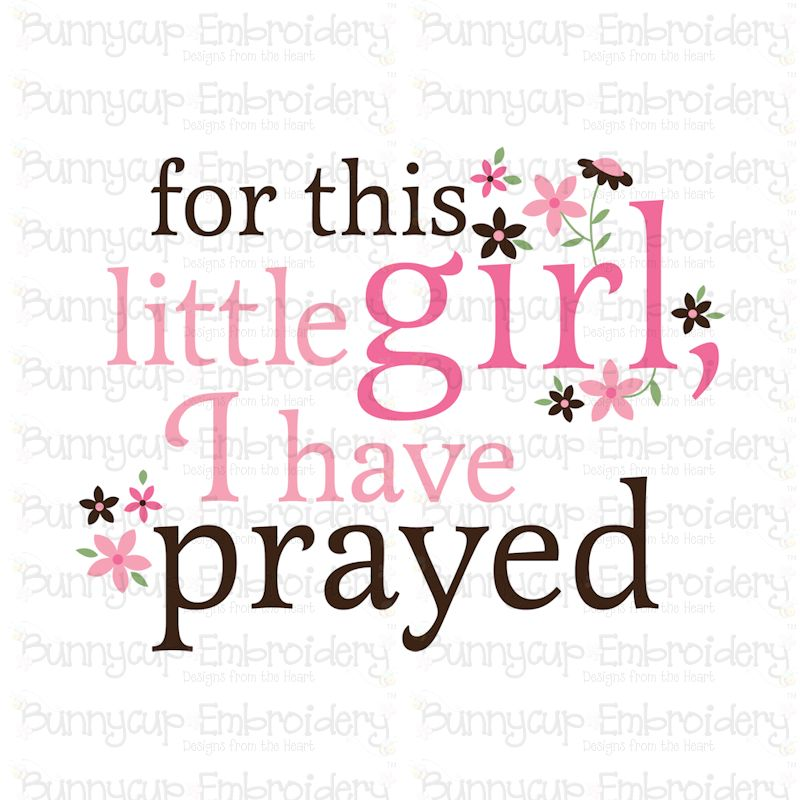Baby Girl Sentiments- SVG, Cut Files, Clipart, Printables example image 4