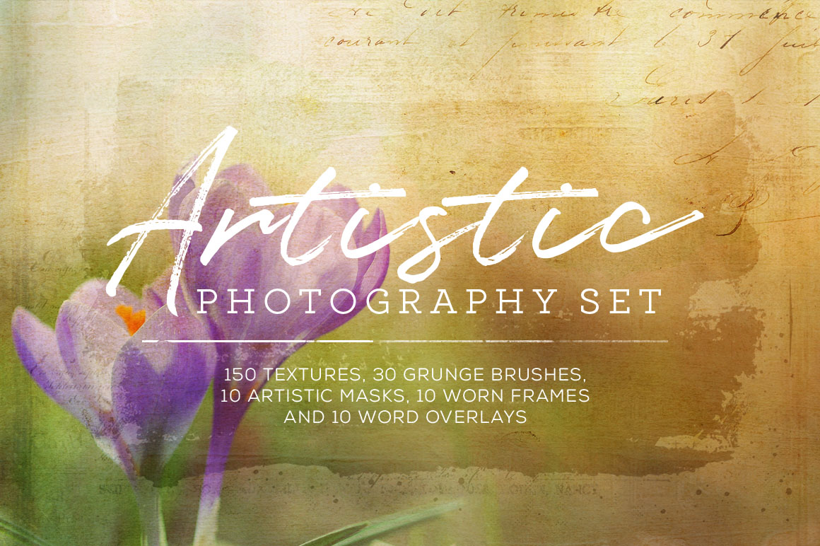 Artistic Photography Set example image 1