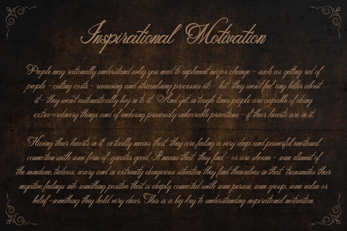 Metalurdo Calligraphy Font example image 5