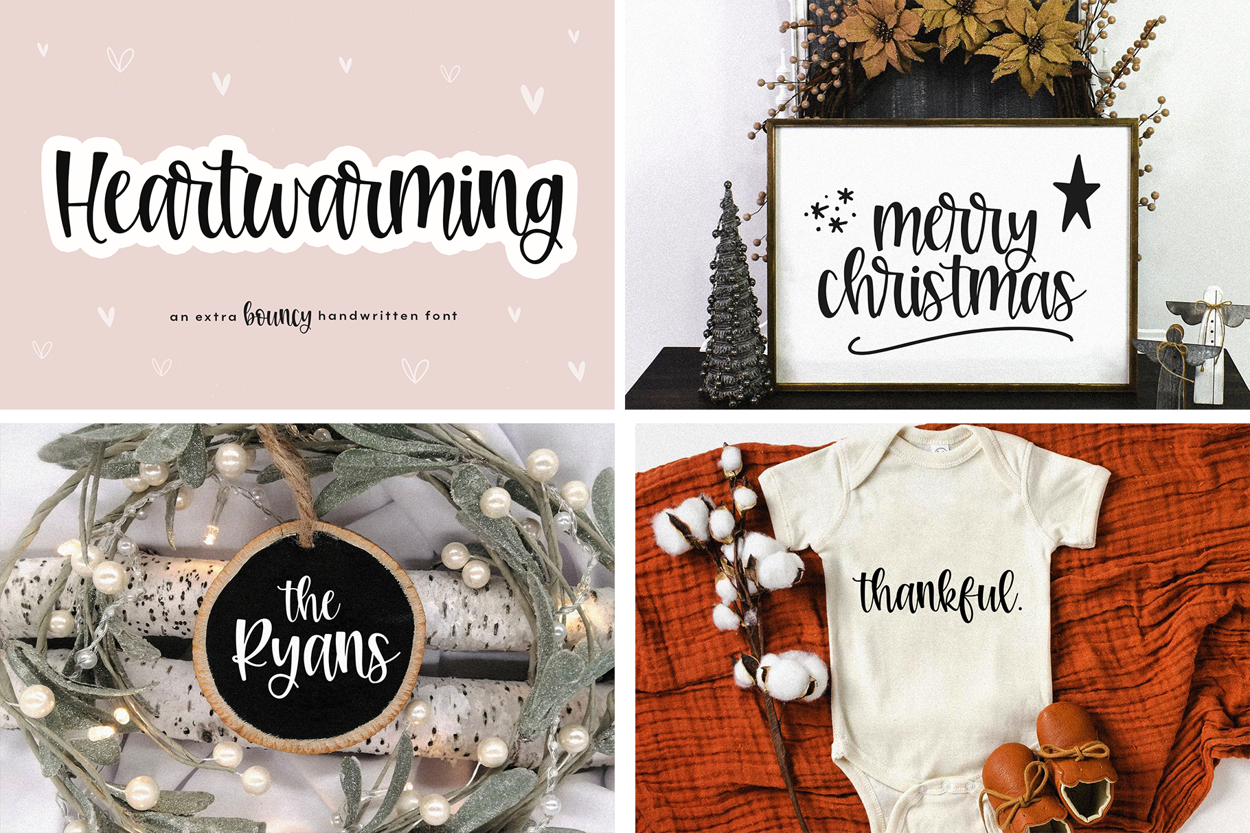 Font Bundle - Handwritten Fonts for Crafters! example image 2