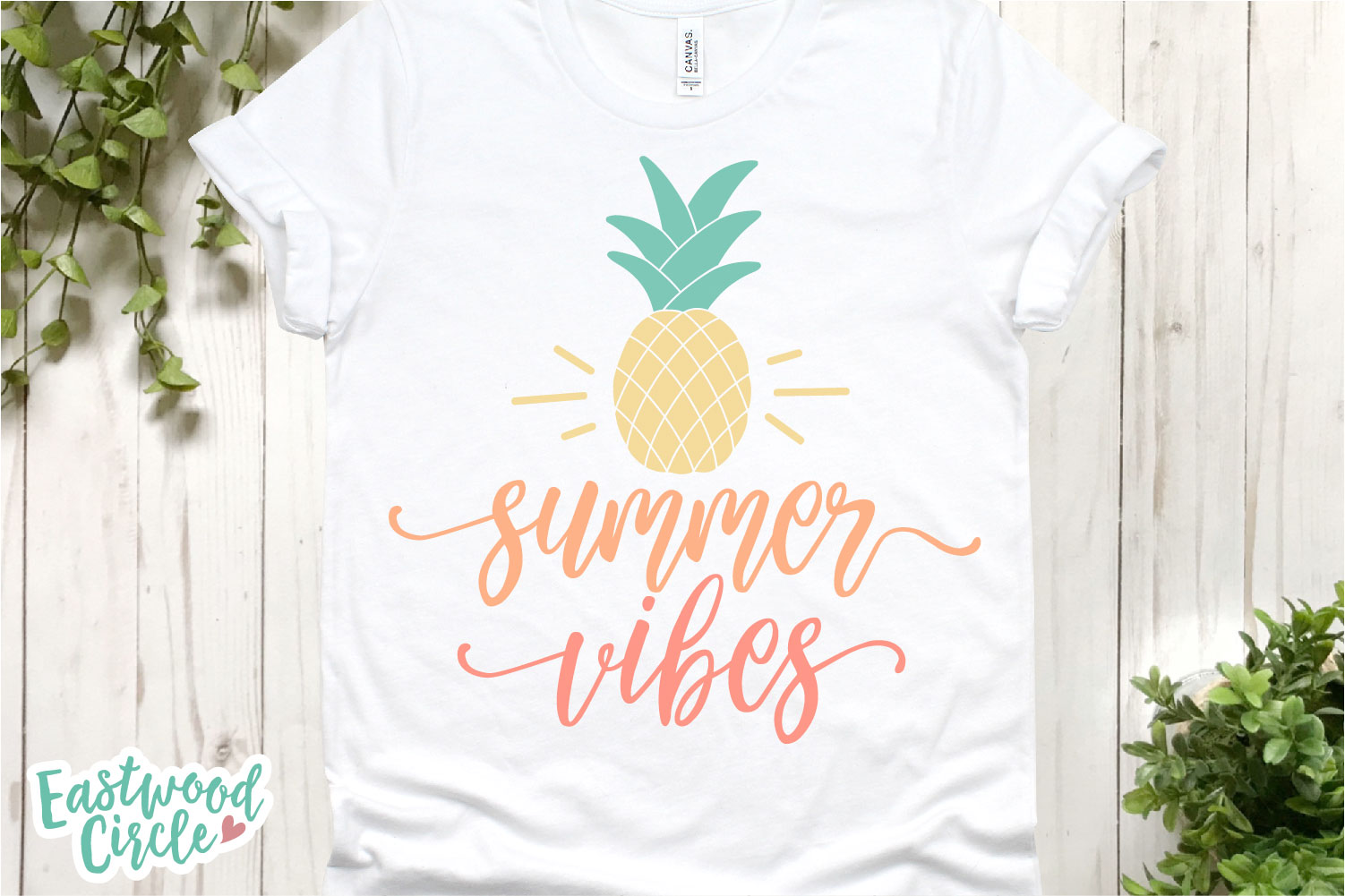Summer SVG Bundle - Cut Files for Crafters example image 5