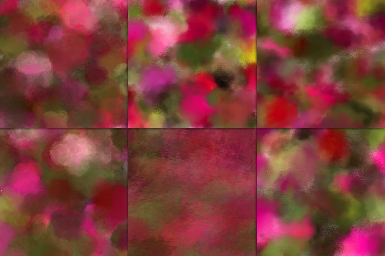 Spring Bloom Digital Paper example image 2