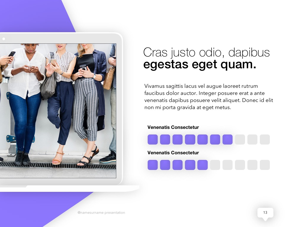 Influencer Marketing PowerPoint Template example image 14