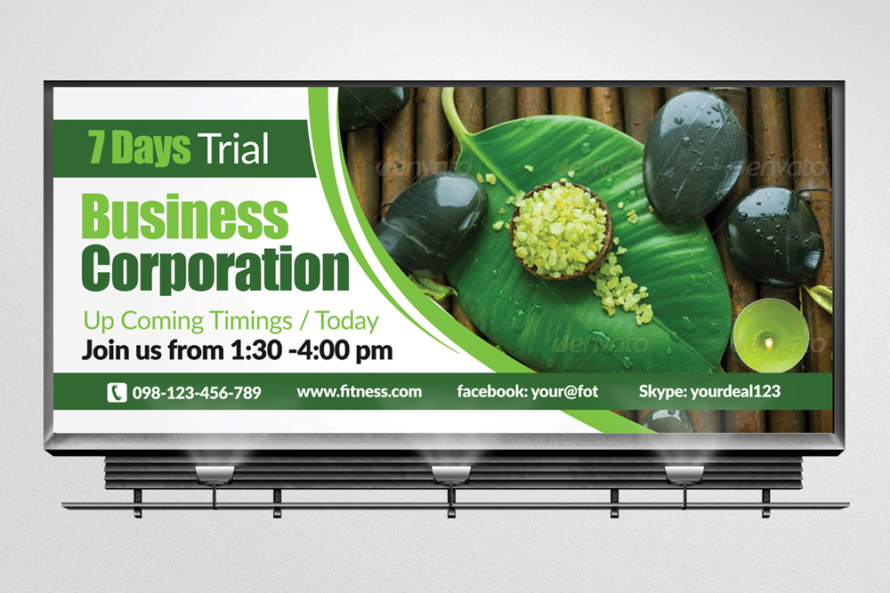 Multi Use Business Billboard Banners example image 2