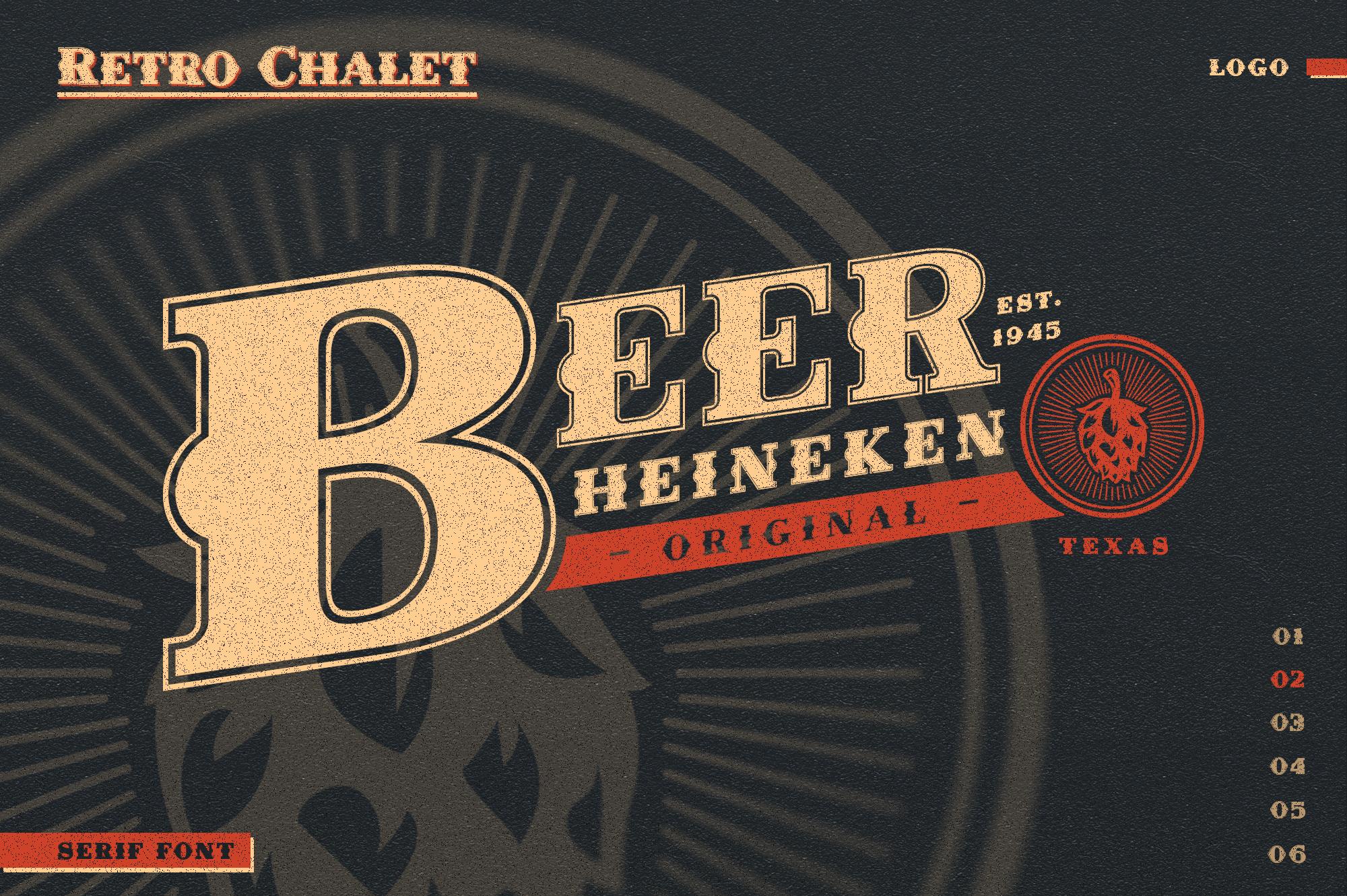 Retro Chalet example image 2