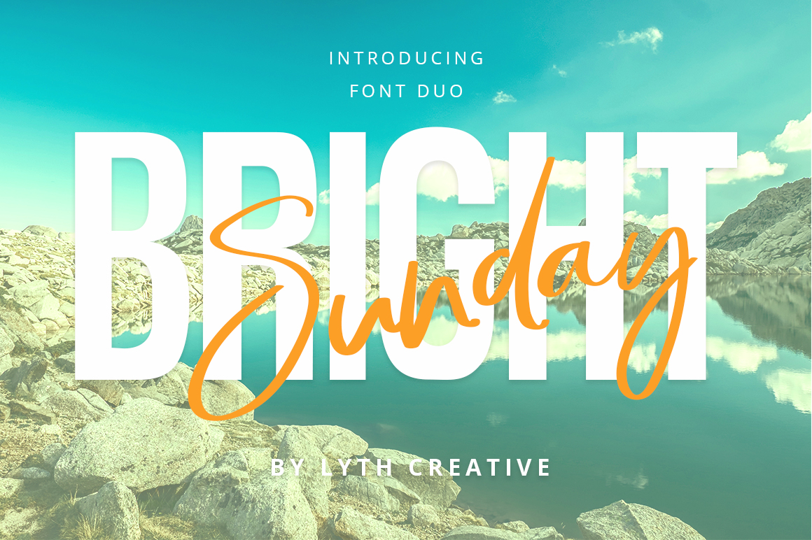 Bright Sunday example image 1