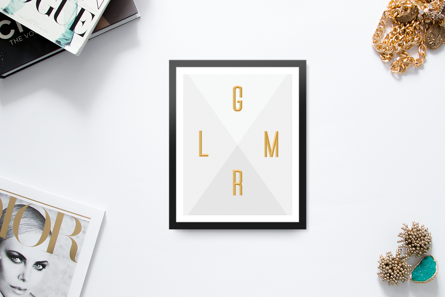Oblivium Layered Font Family example image 8