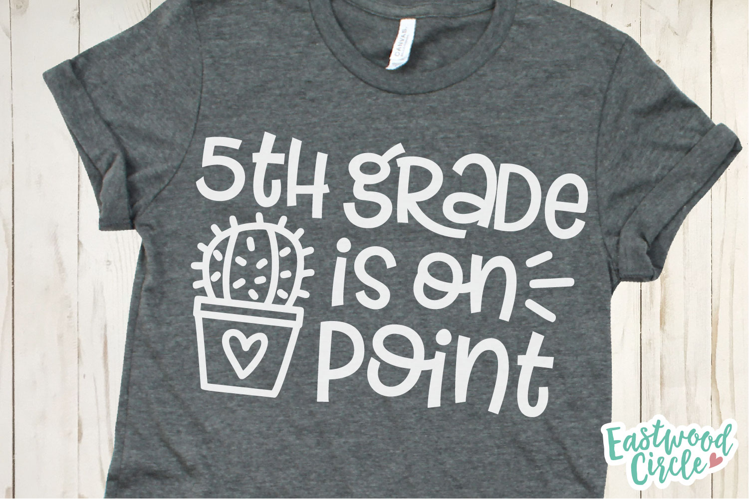 School Is on Point SVG Bundle - Back to School Cut Files example image 9