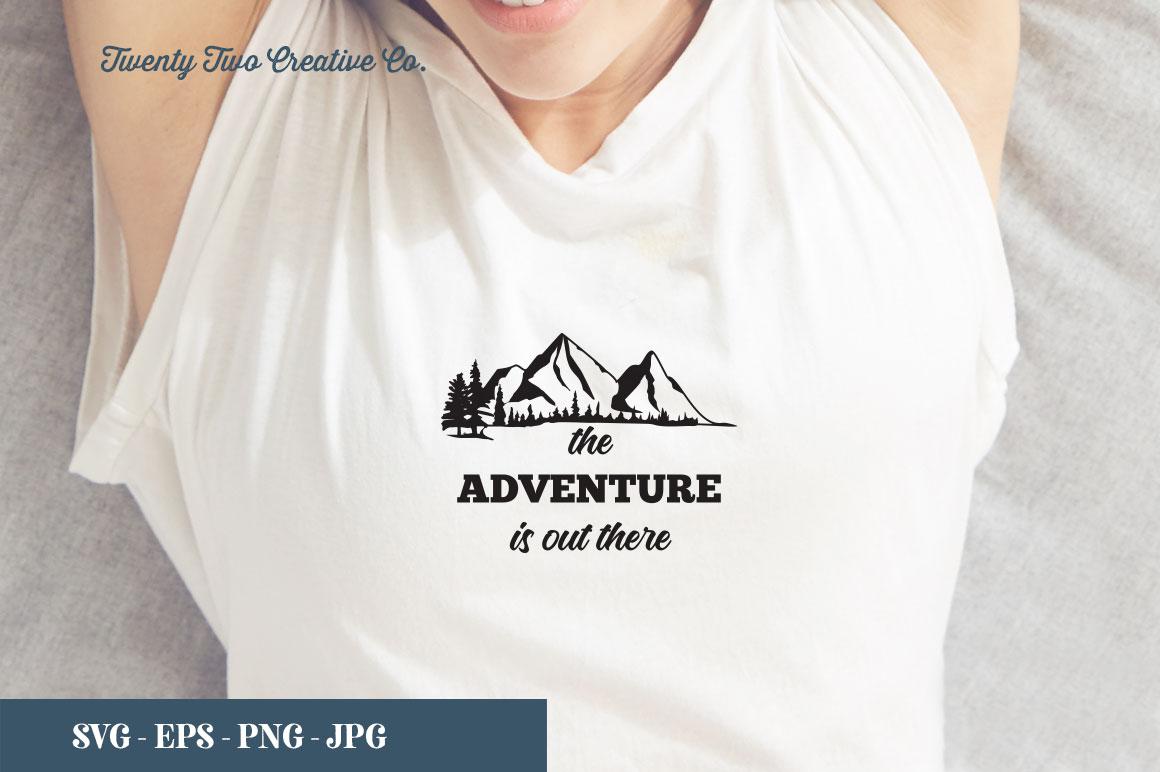 Camping SVG Bundle   SVG, EPS, PNG, JPG example image 21