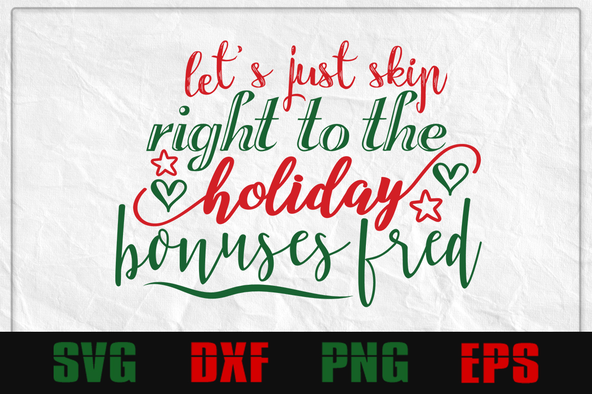 Adult Christmas SVG design bundle example image 5