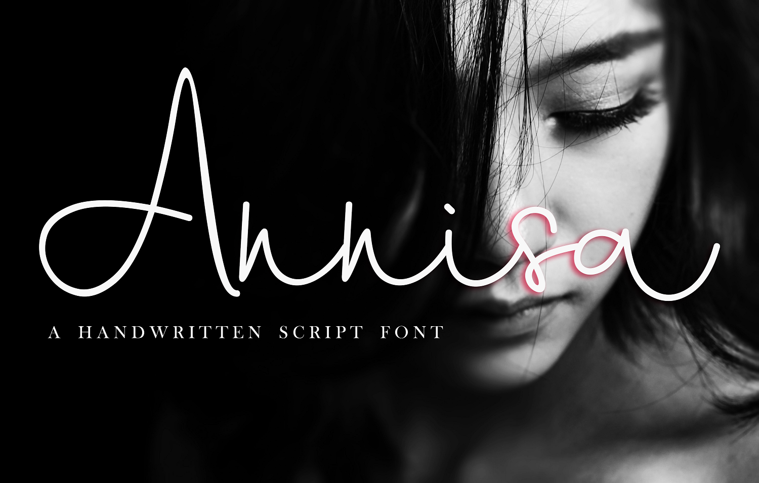 Annisa Script Font example image 9