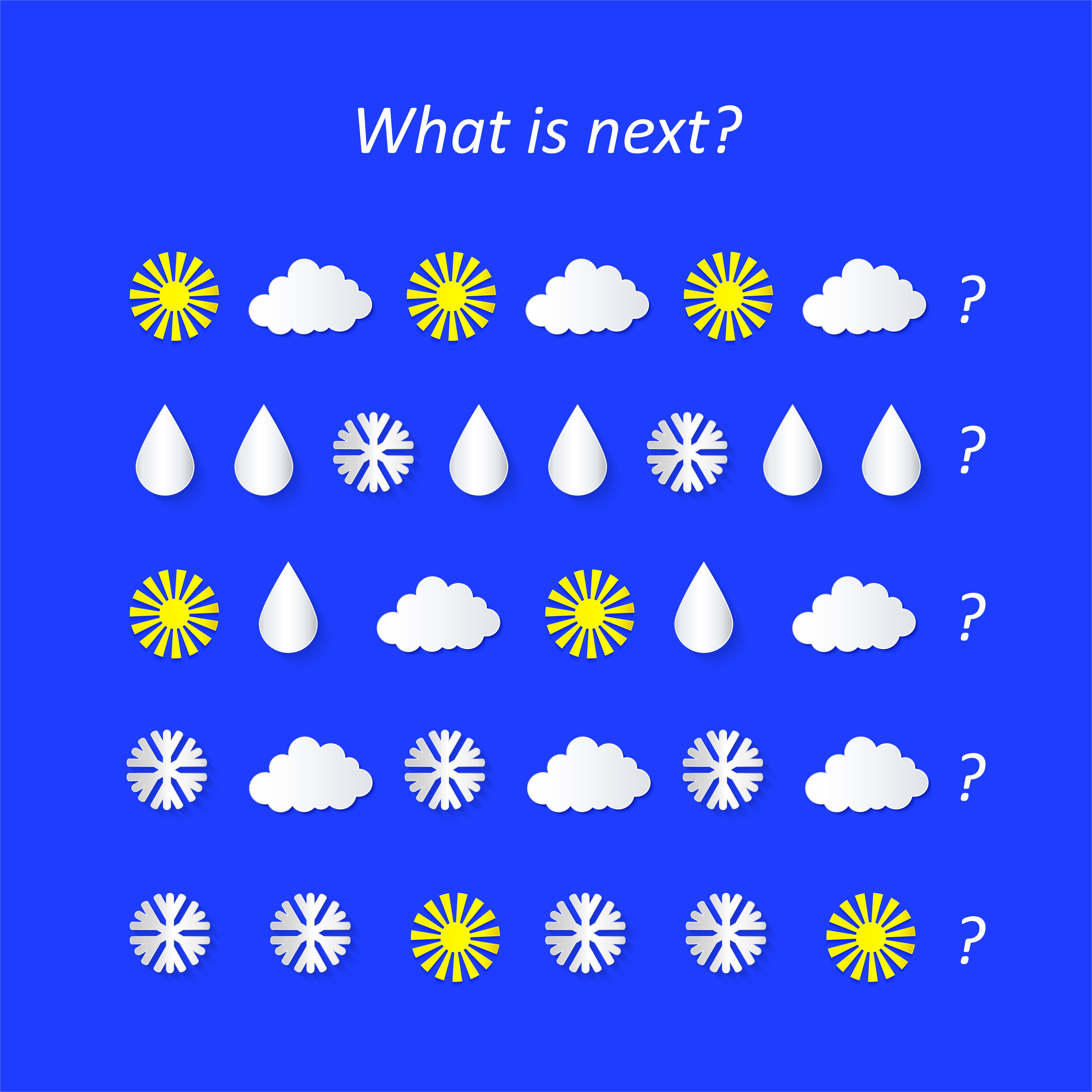 Easy preschool educational brainteasers set example image 6