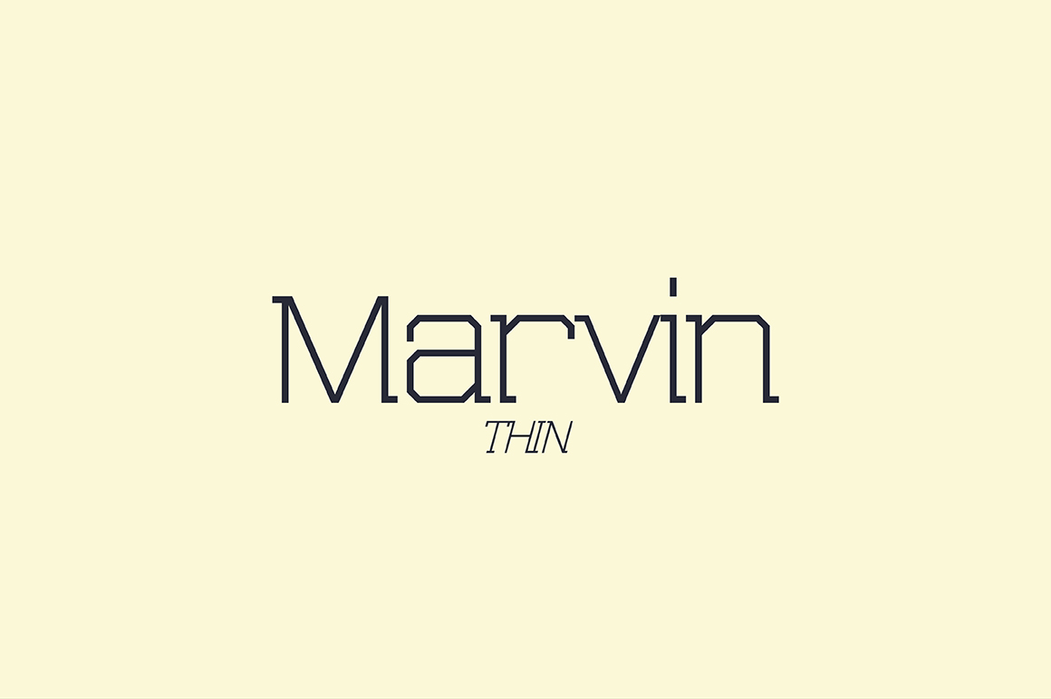 Marvin thin example image 1