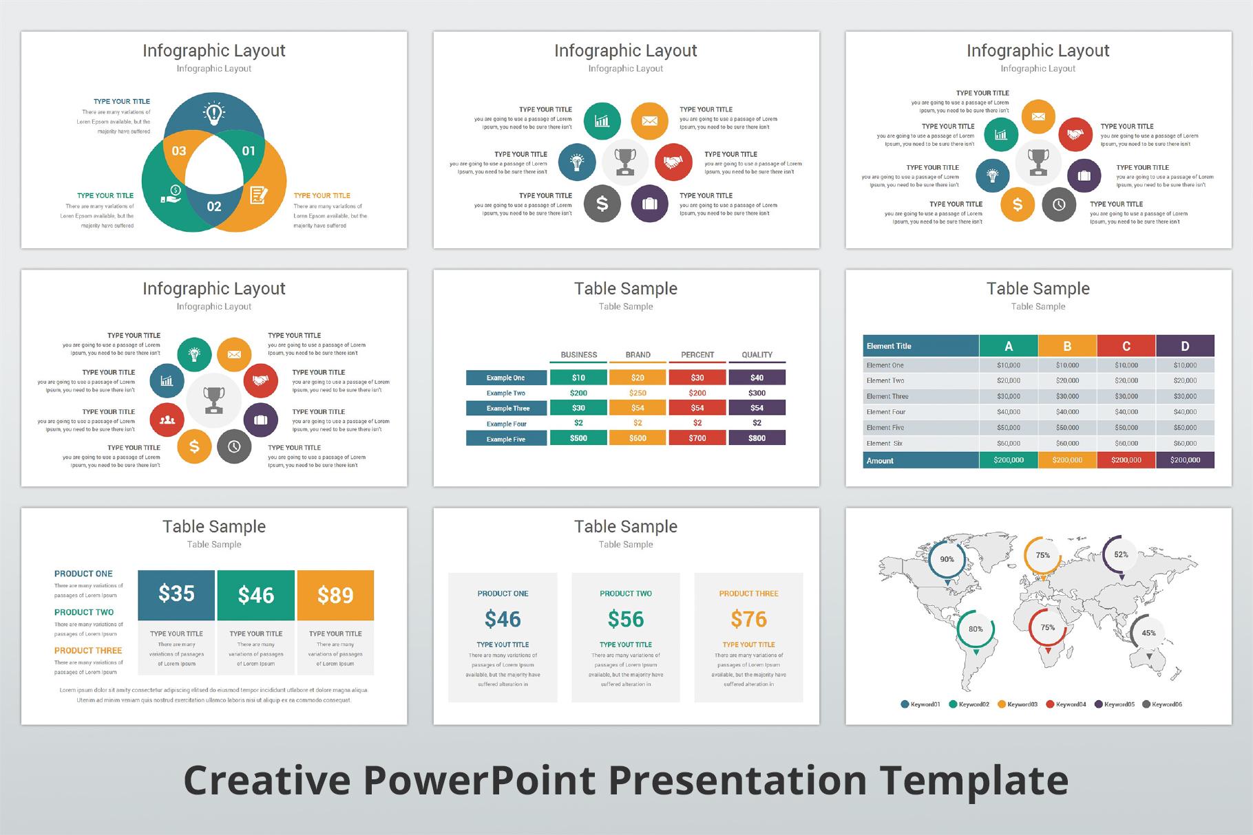 Creative multipurpose PowerPoint Presentation Template example image 16