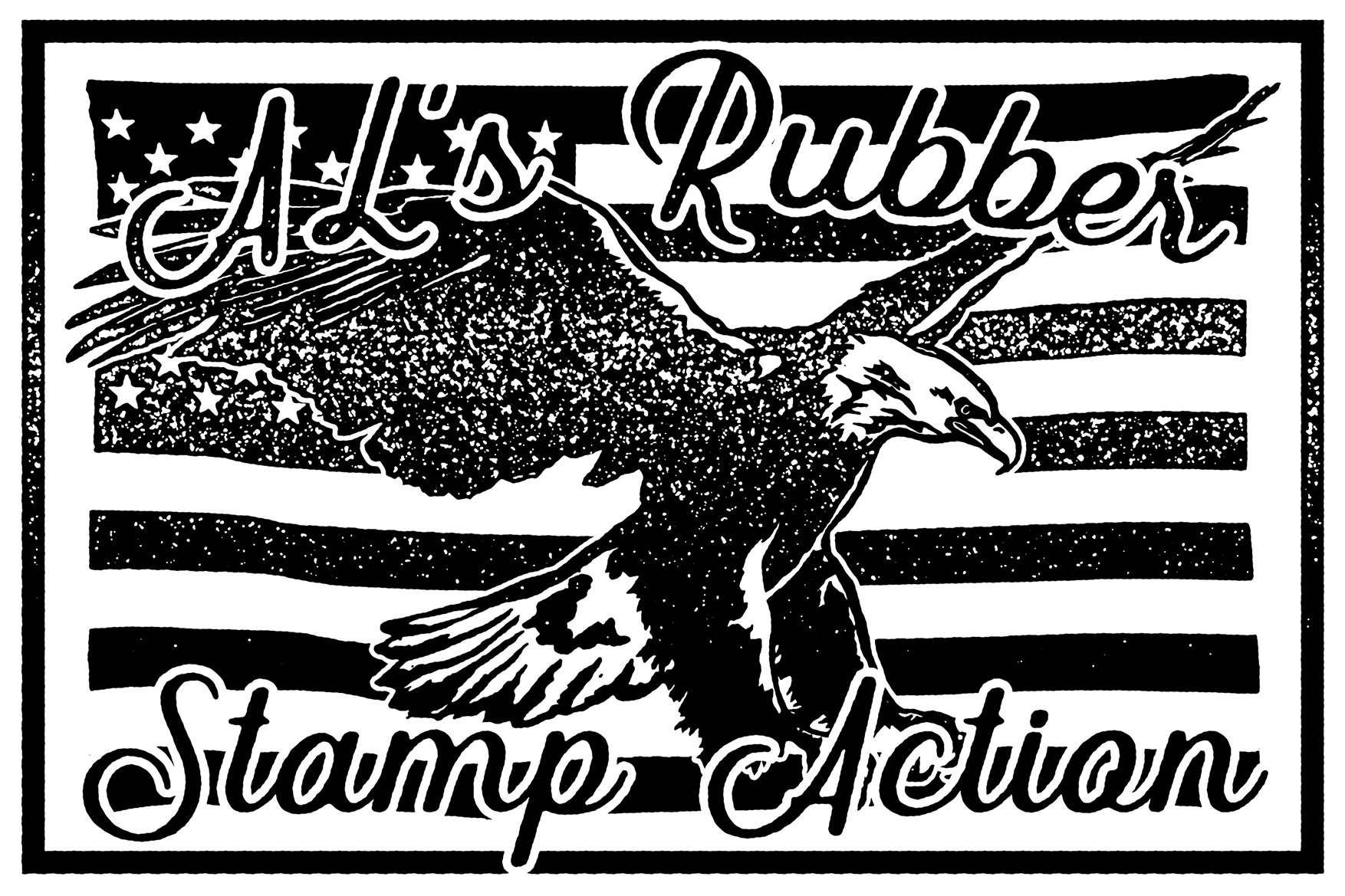 AL's Rubber Stamp Action Kit example image 7
