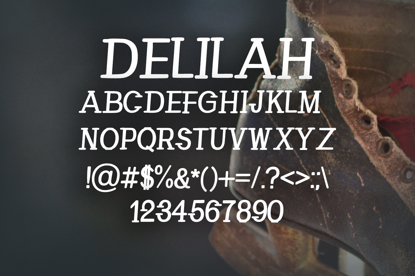 Delilah example image 2