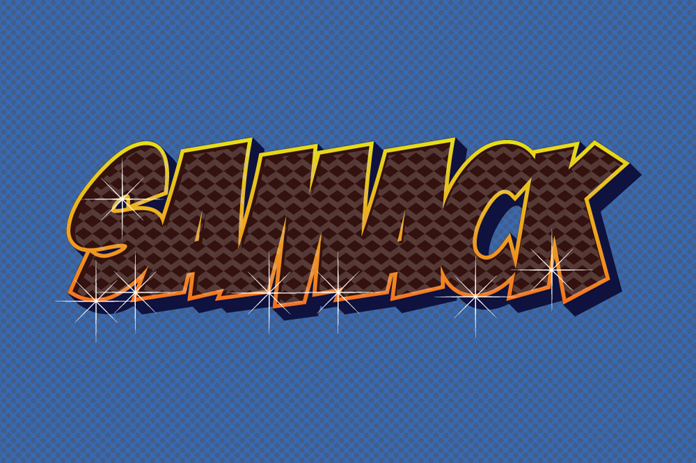 Game Title Graphic Style for Adobe Illustrator example image 5