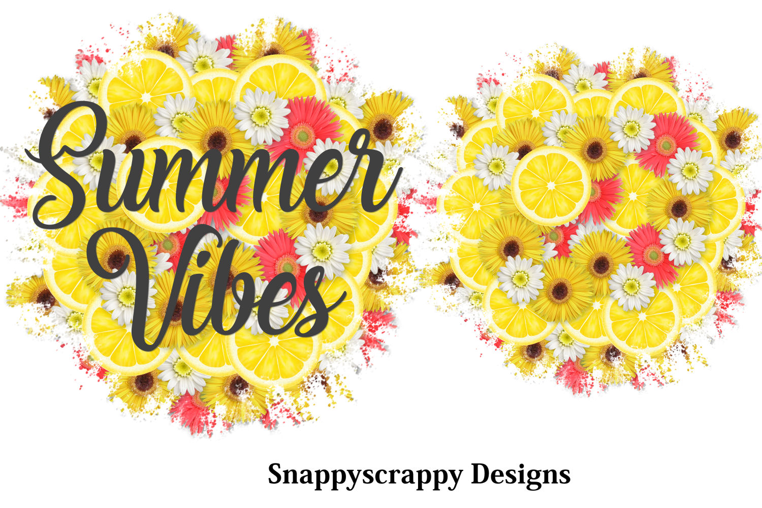 Summer Vibes Sublimation example image 2