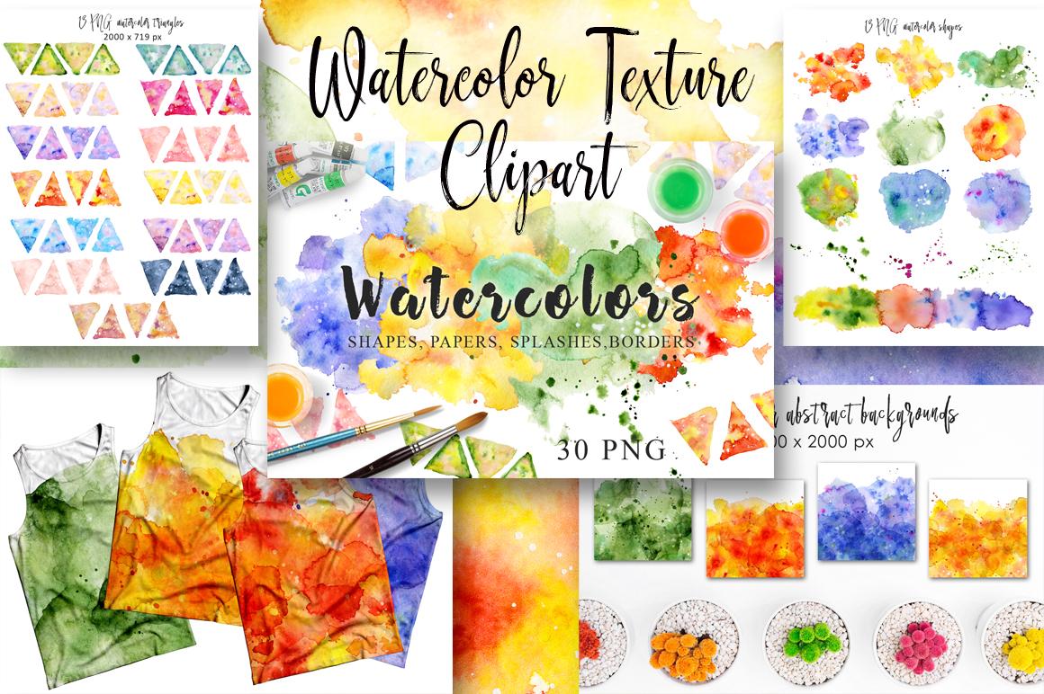 Summer Sale Watercolor Bundle 80OFF example image 4