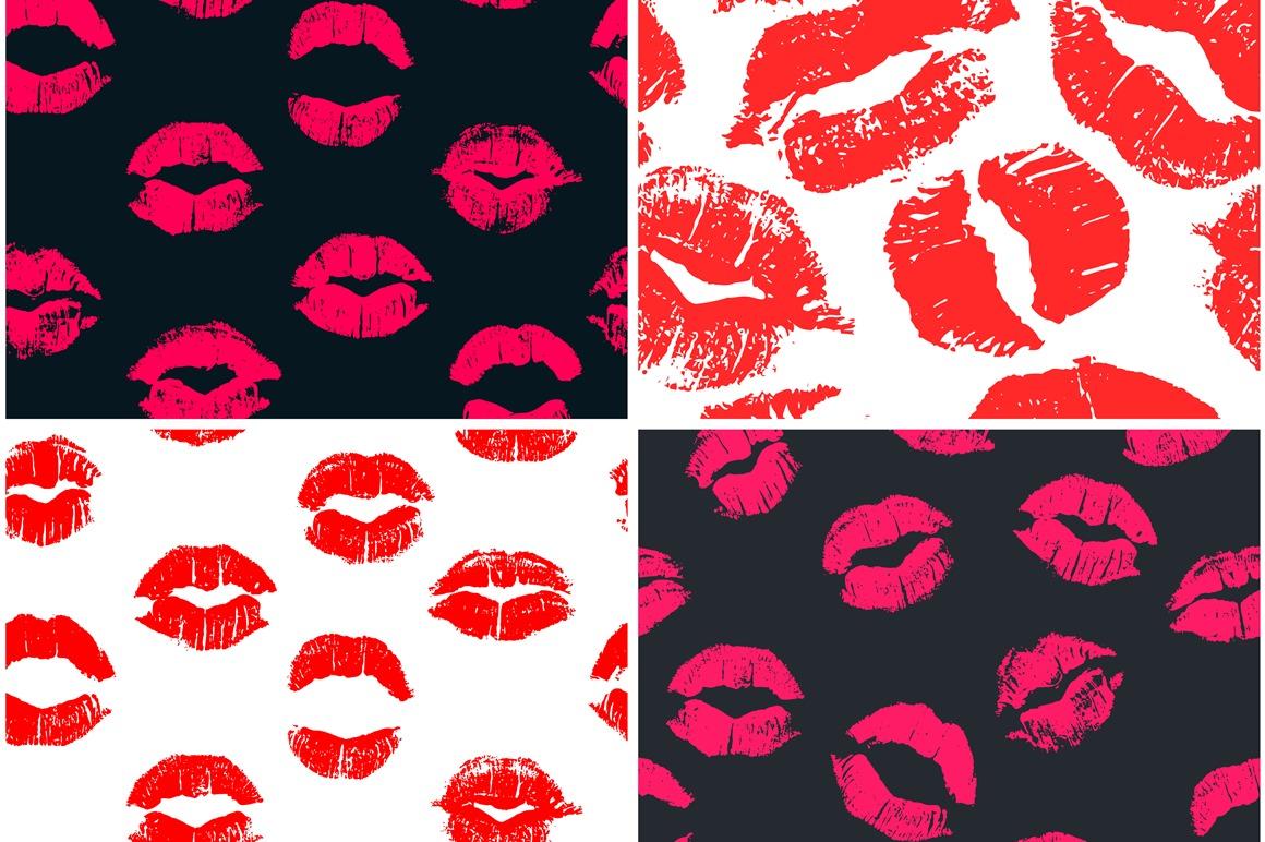 20 Lipstick Patterns example image 3