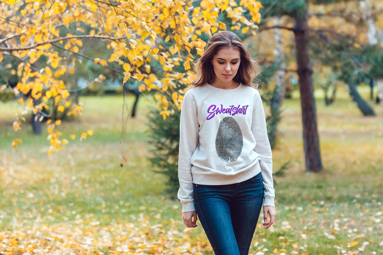 Sweatshirt Mock-Up Vol 3 example image 12