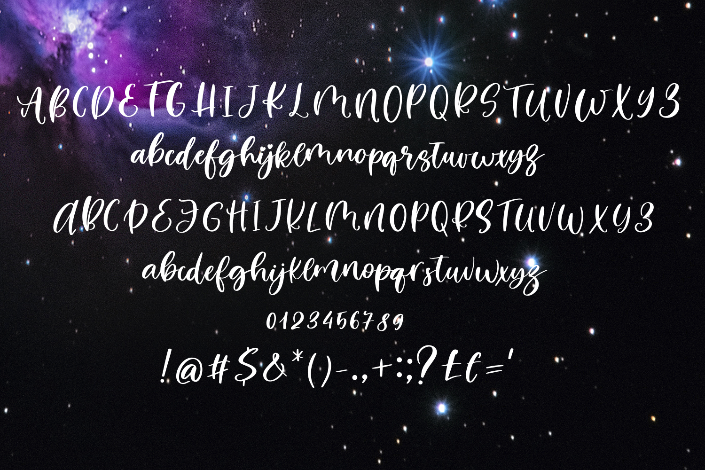 Veneziana Cute Font duo example image 5