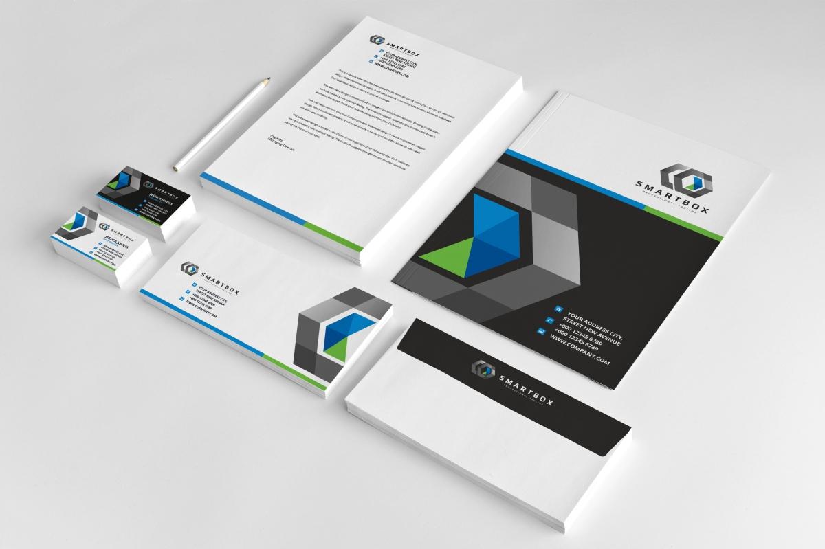 Corporate Identity example image 1