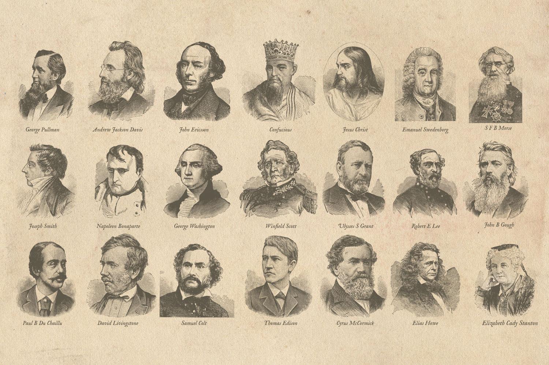 Vintage Lords & Ladies Graphics example image 4