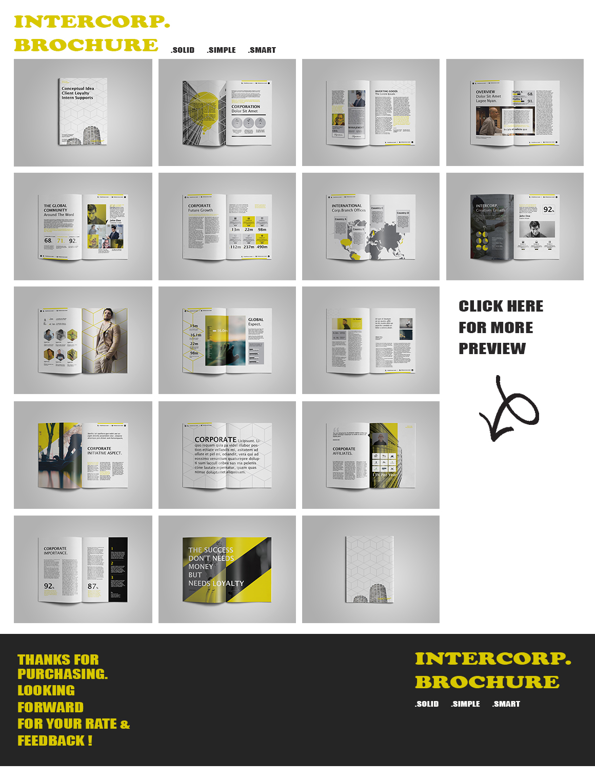 Intercorp Brochure Template example image 8