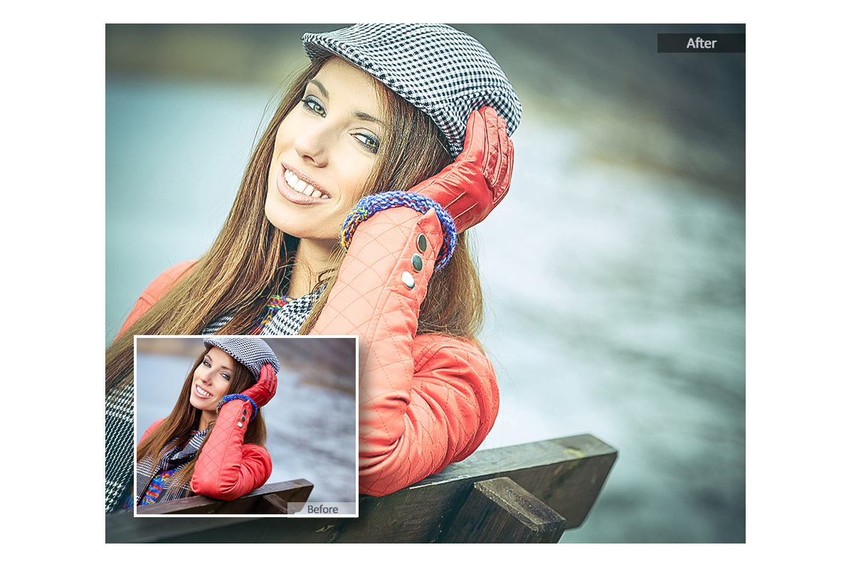 Best Color Lightroom Mobile Presets Adroid and Iphone/Ipad example image 3