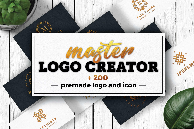 Logo Ultra Bundle - Massive professional logo collection example image 16