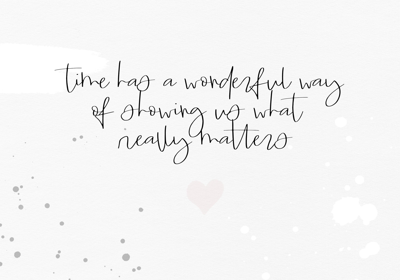 Timeless - Handwritten Script Font example image 6