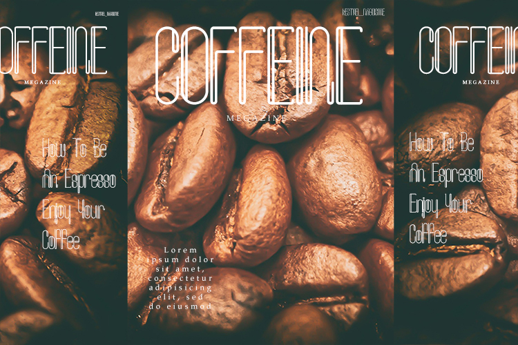 Cylindrica Font example image 3