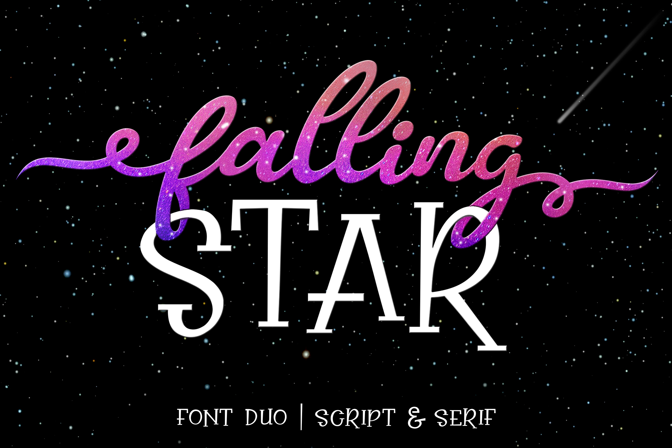 Falling Star example image 1