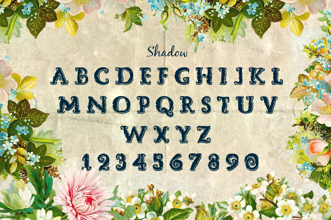 Neverland Handmade Font example image 7
