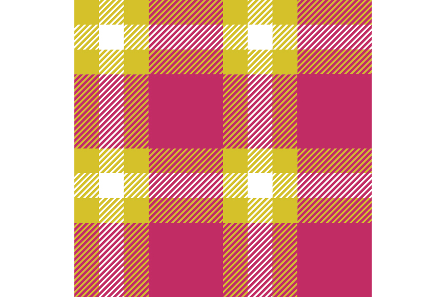 Set of 12 seamless vector tartan backgrounds.  example image 6