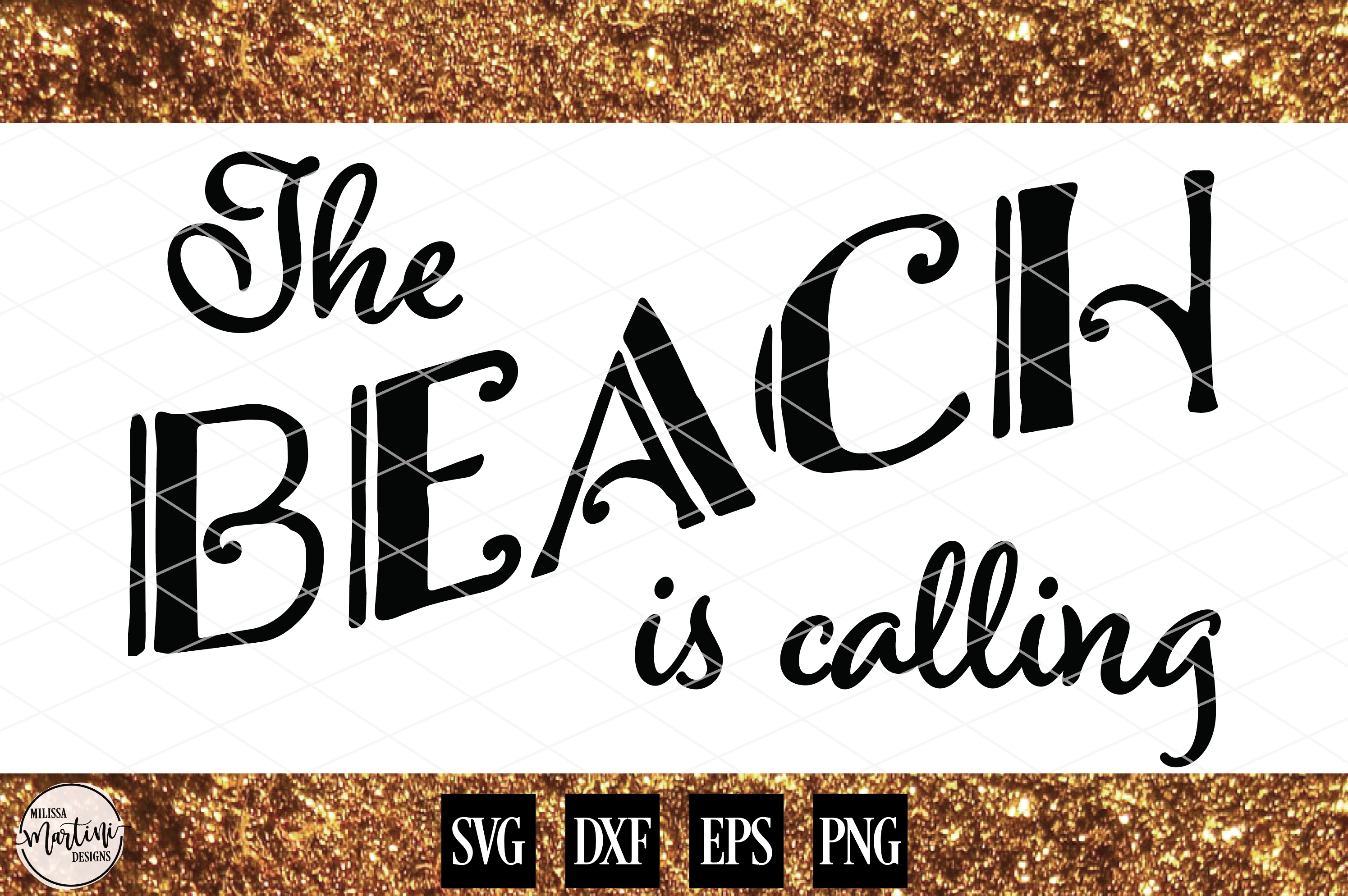 The Beach is Calling example image 1